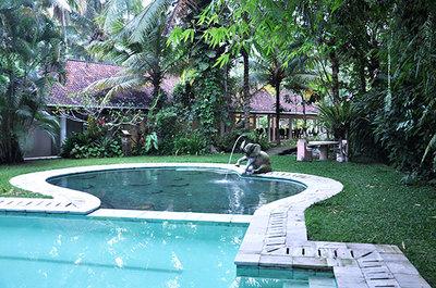 Jiwa Damai's pool