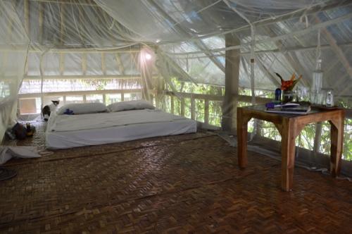 lumbung inside