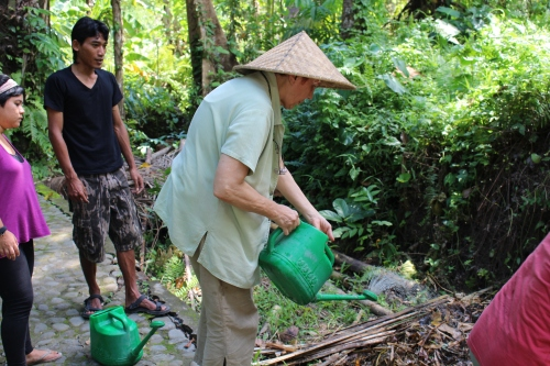 Compost at Jiwa Damai
