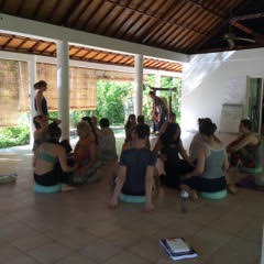 yoga at jiwa damai